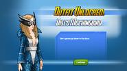 Outfit Unlocked! Disco Mockingbird