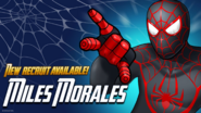 Recruit Available Miles Morales