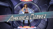 Character Recruited! America Chavez 2.0