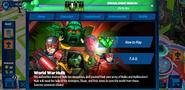 World War Hulk Event Tab