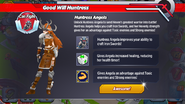 Huntress Angela ad