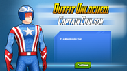Outfit Unlocked! Captain Coulson
