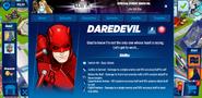 Daredevil's Profile