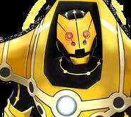 Godkiller Iron Man Ican