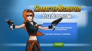 Character Recruited! Elsa Bloodstone