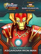 New Outfit Thor Ragnarok event Asgardian Iron Man