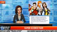 World News Super-Science Fair