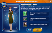 Agent Peggy Carter Ad