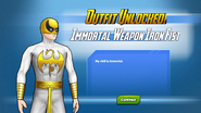 Outfit Unlocked! Immortal Iron Fist