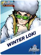 New Outfit Pet Avengers Event Winter Loki