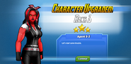 Red She-Hulk Rank 3