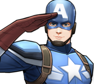 Captain America Rank 5 Icon
