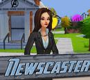 Newscaster Supreme