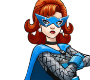 Classic Black Widow icon