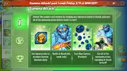 Gamma Attack Pt. 1 Info