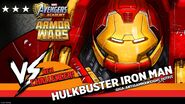 Hulkbuster Iron Man Armor Wars