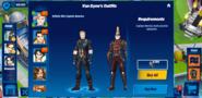 Infinity War Captain America Van Dynes