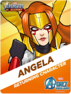 Returning Character! Angela