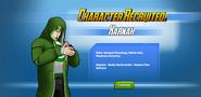 Character Recruited! Karnak