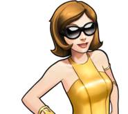 High Fashion Wasp Icon