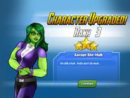 She Hulk Rank 3