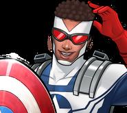 Captain America Falcon icon