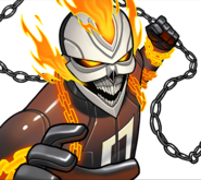 Ghost Rider Rank 5 icon