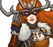 Huntress Angela icon