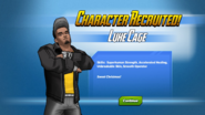 Character Recruited Luke Cage