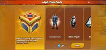 High-Tech Crate