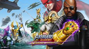 Legends Assemble Event