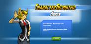 Character Recruited! Auran