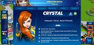 Crystal's Profile