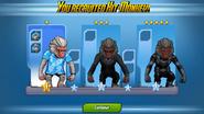Hit-Monkey Ranks