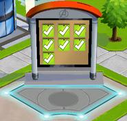 Original Mission Board
