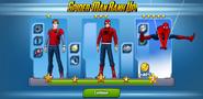 Spider-Man Ranks
