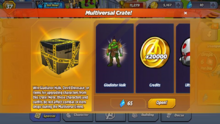 Multiversal Crate!