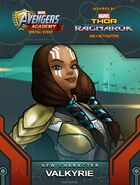 New Recruit Thor Ragnarok Event Valkyrie