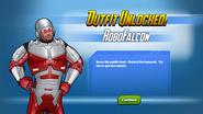 RoboFalcon Unlocked