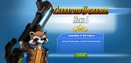 Character Upgraded! Rocket Raccoon Rank 3