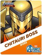 New Boss! Chitauri Boss