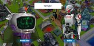 Arnim Zola and Robot