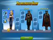 Jane Foster Ranks