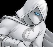 Marc Spector (Earth-TRN562) from Marvel Avengers Academy 002
