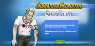 Character Recruited! Jasper Sitwell