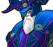 Odin Cosmic Armor Icon