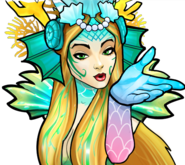Mermaid Enchantress Icon
