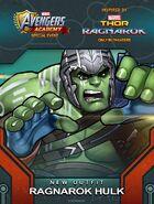 New Outfit Thor Ragnarok event Ragnarok Hulk