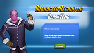 Character Recruited Baron Zemo