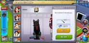 Black Cat Black Widow Van Dynes